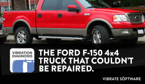 The Ford F 150 That Could Not Be Fixed