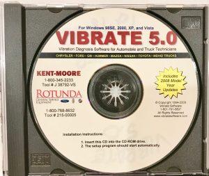 Vibrate 5.0 CD